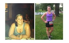 How I Lost 100 Pounds and Became a Runner http://www.womenshealthmag.com/weight-loss/how-i-lost-100-pounds-and-became-a-runner