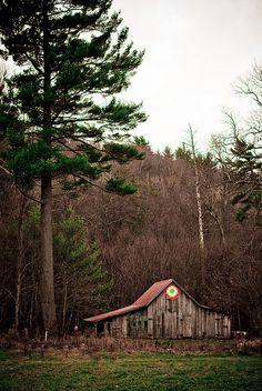 Forgotten Quilt Barn