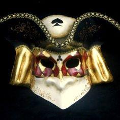 Maschere Cartapesta Archivi - Maschere Artigianali Veneziane - Gli Amici di Pierrot