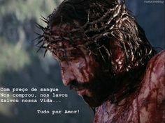 """""""Porque Deus tanto amou o mundo que deu o seu Filho Unigênito, para que todo o que nele crer não pereça, mas tenha a vida eterna.  João 3:16"""