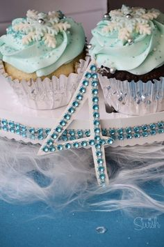 frozen party decorations | Easy Frozen Party decorations