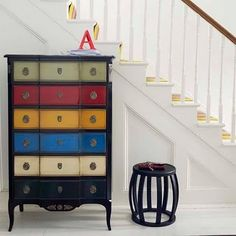 Cool chest of drawers :) by valarie