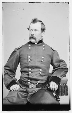 Colonel Thomas Devin commanded a brigade in Buford's Cavalry Division at Gettysburg. On the evening of June 30, 1863, Devin's brigade picketed the northwestern, northern, and northeastern approaches to Gettysburg. The next morning, the horsemen clashed with Rodes' and Early's Divisions on the Carlisle and Harrisburg Roads.