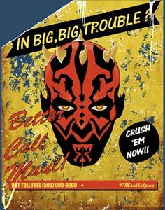 Show details for BETTER CALL MAUL