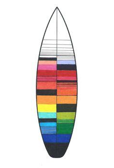 #art #surf #surfboard #grom