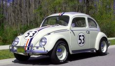 The Love Bug – 1962 Volkswagon Beetle @VW