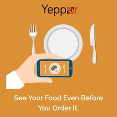 Having an Augmented Reality App for the restaurant helps you engage more…