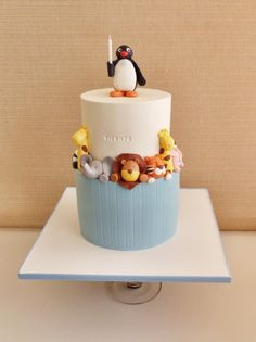 Animals - Cake by Margarida Abecassis