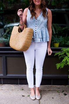 My Biggest Tip for New Moms | Sequins & Stripes | Bloglovin'