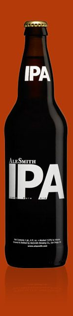 AleSmith Brewing.  Yep, we'll even go to breweries located in a warehouse.  Good IPA.