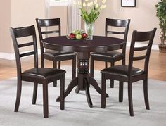ROSA DINING TABLE & CHAIR contact J n J furniture for more information on this item and others at 713-733-1022 or check us out online www.jjfurniture.yolasite.com