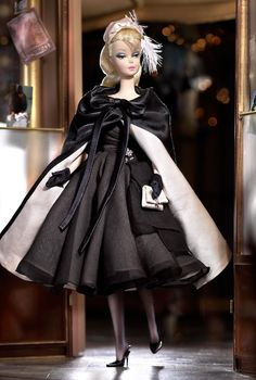 2003 Midnight Mischief Barbie® Doll | Barbie Fashion Model Collection *SILKSTONE