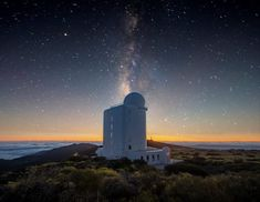 The best places to stargaze in Tenerife Clear Sky, Canary Islands, Tenerife, Stargazing, Empire State Building, The Good Place, Planets, Good Things, Travel