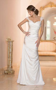 Stella York 5957 $699 - Debra's Bridal Shop at The Avenues 9365 Philips Highway Jacksonville, FL 32256 (904) 519-9900