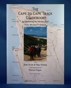 Cape to Cape Guidebook - Edition. So much more information than just the maps. Guide Book, Maps, Cover, Shop, Books, Livros, Book, Slipcovers, Cards