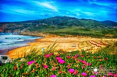 Praia do Guincho, Cascais by Paulo Luis Photography