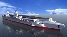 future carrier | Future Aircraft Carrier Thread; Designs, Ideas, Brainstorms