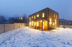Typový dom EcoCube Max | createrra | energeticky pasívne domy