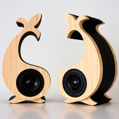 Paisley Natural Passive Speakers  by Serene Audio - $385 @ Fab