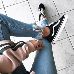 Shoes | Sneakers | Vans | Trend | Streetstyle | More on Fashionchick.nl