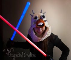 Tusken Raider Hat via Dragonbird Creations … oh, and this blog has operated for 239 days w/o a Star Wars-related post.