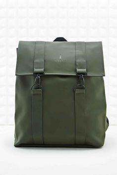 Rains Messenger Backpack in Green