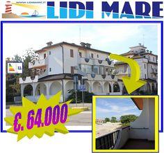 Bilocale con TERRAZZO VISTA MARE, in vendita: http://www.lidimare.com/appartamenti-lidi-mare/vendita-appartamento-terrazzo-vista-mare-lido-pomposa_721c8.html#up