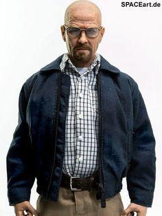 Breaking Bad: Walter White als Heisenberg, Voll bewegliche Deluxe-Figur ... http://spaceart.de/produkte/brb001.php