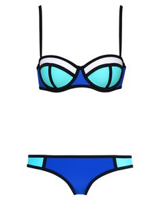POPPY - SEA SPRITZ - $89 for set.  Triangl swimwear