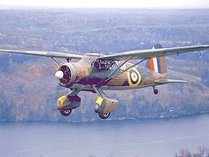 "british-eevee: ""Westland Lysander with skis in service with the Finnish Air Force "" Aircraft Images, Ww2 Aircraft, Military Aircraft, Military Helicopter, Westland Lysander, Finnish Air Force, Ww2 Planes, Royal Air Force, Aviation Art"