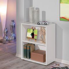 Os nichos são ótimos para decoração e para organização, pois  podem ser fixados na parede ou empilhados no chão formando estantes. Além de armazenar objetos decorativos também são utilizados para organizar livros e caixas.