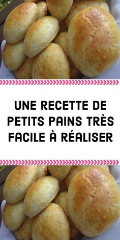 Healthy Baking, Healthy Recipes, Thermomix Bread, Beignets, Bread Cake, Croissants, Bread Recipes, Entrees, Biscuits