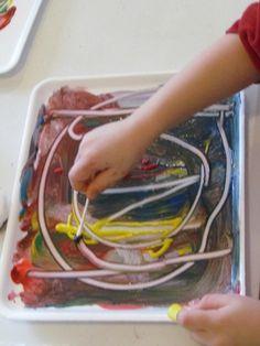 The 4 R's: reading, writing, arithmetic, and rainbows | Teach Preschool