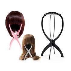 World Pride® Folding Stable Durable Wig Hair Hat Cap Holder Stand Holder Display Tool World Pride http://www.amazon.com/dp/B00FVZB0YY/ref=cm_sw_r_pi_dp_p-yEvb0WGNH1A