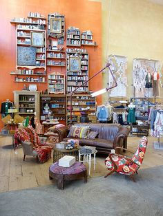 Anthropologie by decor8, via Flickr