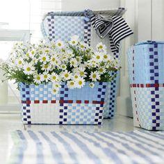 Few Ideas for Summer Decoration ♥ Няколко идеи за лятна декорация   79 Ideas