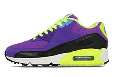 NIKE AIR MAX 90 (HYPER GRAPE/VOLT) | Sneaker Freaker