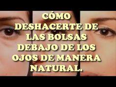 Amada Inés: Cómo eliminar las bolsas en los ojos definitivamen...