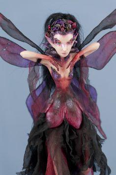 Faerie doll by, Kathleen Engelen