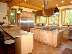 Timber Frame Homes In Kenya : Homes & Timber-Frame Homes – Photo Gallery by Wisconsin Log Homes ...