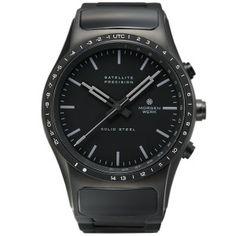 【楽天市場】モーゲンヴェルク MORGEN WERK 衛星電波時計 M1 SOLID STEEL MW001-22 世界限定100本 メタルベルト|腕時計 時計 うでどけい ウォッチ 腕時計 ブランド おしゃれ【正規品】【送料無料】:NUTS(時計&デザイン雑貨)