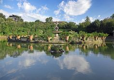 The Boboli Gardens - Google Search,The Boboli Gardens were created by Cosimo I de' Medici, the Duke of Florence in 1537 ..