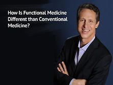 How Is Functional Medicine Different than Conventional Medicine?