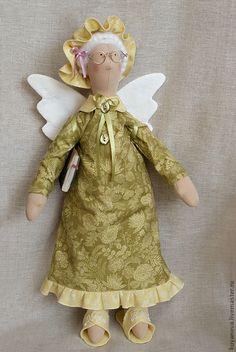 Купить Сказка на ночь. - тильда, кукла Тильда, тильда ангел, текстильная кукла, кукла в подарок