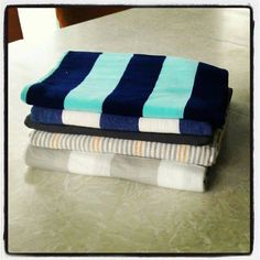 Gluesticks: Mismatched Striped Maxi Skirt