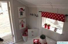 Mysig lekstuga Play Houses, Kids Room, Inspiration, Baby, Home Decor, Outdoor, Kitchens, Houses, Toy House