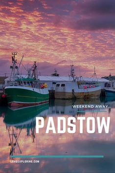 Small but beautiful, the food capital of Cornwall should be on everyone's bucket list. Here are our tips for things to do (and eat) in Padstow. Holidays In England, Uk Holidays, Stuff To Do, Things To Do, Weekends Away, England Uk, Travel Goals, Beach Fun, Days Out