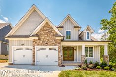 Striking Cottage with Optional Fourth Bedroom - 15806GE | Architectural Designs - House Plans