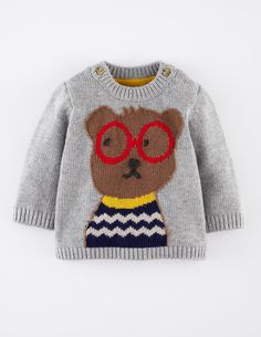 Logo Sweater - Boden