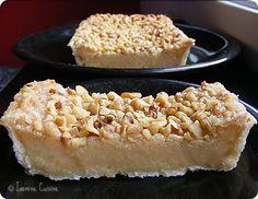 Jasmine Cuisine: Tarte au sucre et noix de grenoble